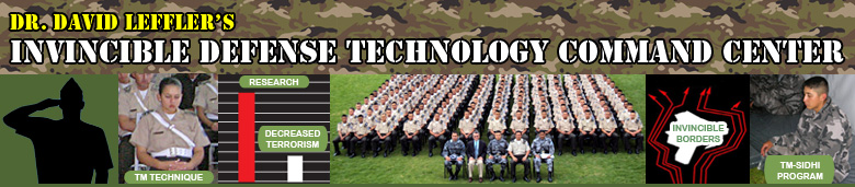 Dr. David Leffler's Invincible Defense Technology Command Center