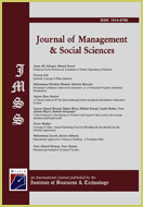 Journal of Management and Social Sciences