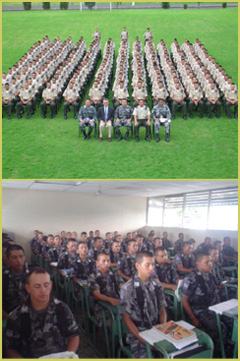 Picture of Latin American Prevention Wing of the Military